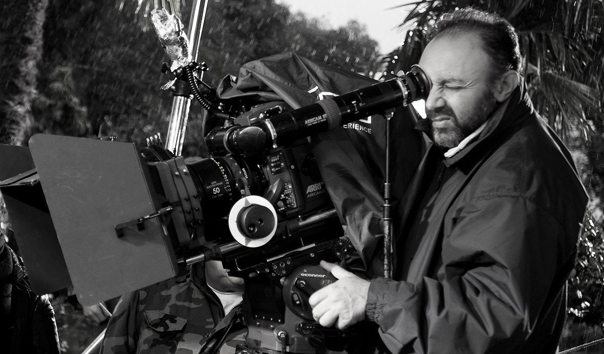 About - Hayk Kirakosyan - Cinematographer